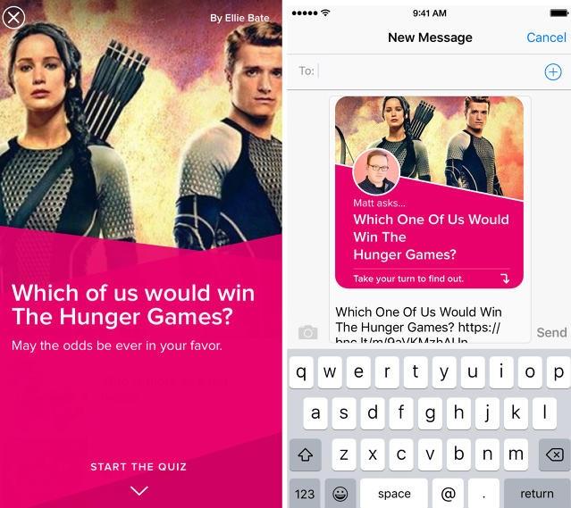 quizchat social quiz tool